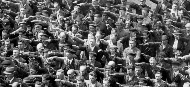 الألماني الوحيد الذي رفض أداء تحية هتلر