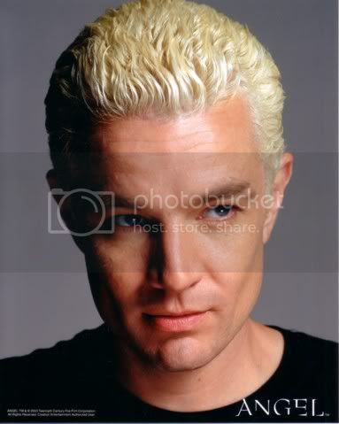 James Marsters as 'Spike' from ANGEL [click to enlarge]