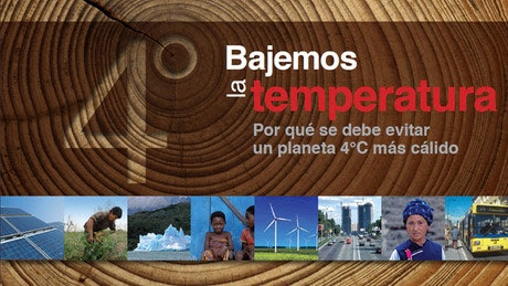 Bajemos la temperatura - Por qué se debe evitar un planeta 4°C más cálido - The World Bank Group | Coursera