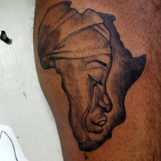 35 African Tattoo Ideas For Men Making It Cool Unique And Rugged