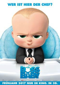 The Boss Baby Filmplakat
