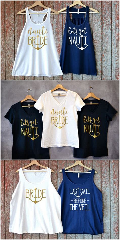 30  Cutest Bridesmaid Shirts and Bridal Party T Shirts Around!