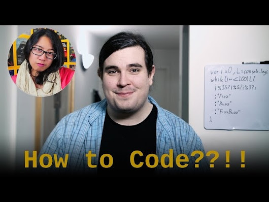 "Why You Shouldn't Just ""Learn to Code,"" but Aim to Solve a Problem"