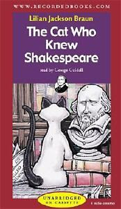 The-Cat-Who-Knew-Shakespeare-by-Lilian-Jackson-Braun-2001-Cassette