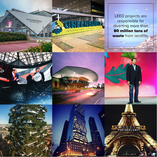 See USGBC's best nine Instagram photos of 2017 | U.S. Green Building Council