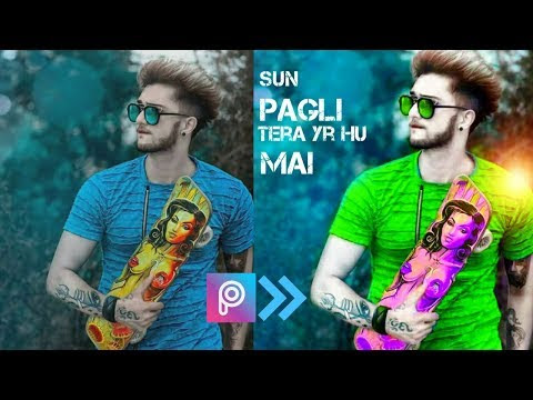 DSLR Look in Normal Pic Easy Tutorial Professional Editing Picsart Editing Tutorial