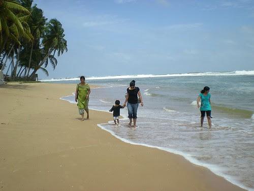 Sri Lanka - Family Pics - July 2008