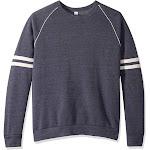 Alternative Men's Throwback Champ Eco-Fleece Sweatshirt