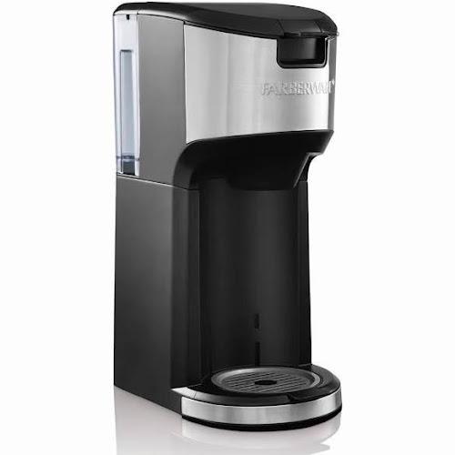 Google Express Farberware Single Serve Coffee Maker Black