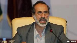 叙利亚反对派联盟领导人