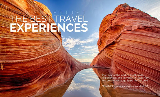 The Best Travel Experiences - myWanderlist