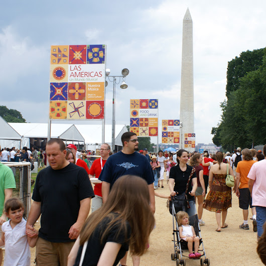 Sam`s Blog | Washington DC Concierge | The Smithsonian Folklife Festival is Coming
