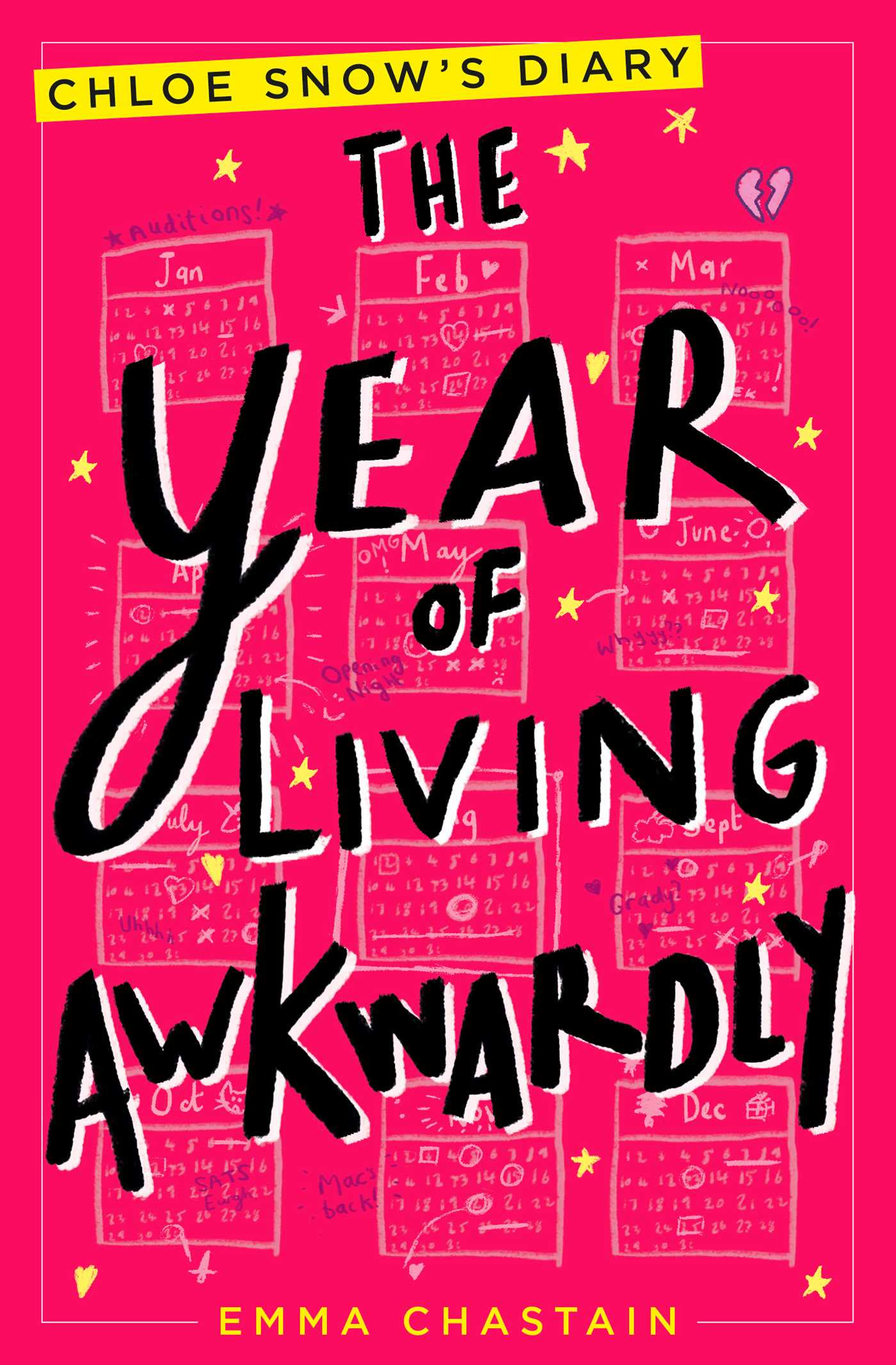 Image result for the year of living awkwardly