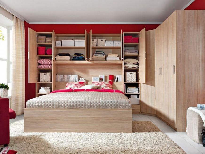 Gorgeous Bedroom Storage Design Ideas | Ann Inspired