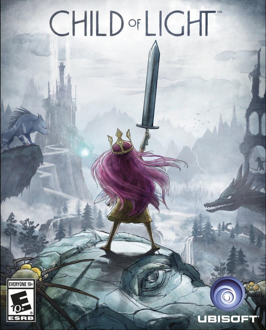 تحميل لعبة المغامرات الممتعه Child of Light كاملة للكمبيوتر مجاناً
