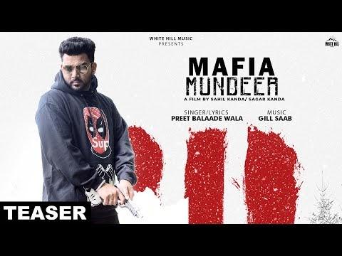 Mafia Mundeer Teaser
