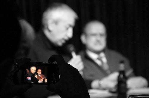 """PRESENTACIÓN DE """"EL COLOR DE LAS HAYAS"""" DE EPIGMENIO RODRÍGUEZ - EOLAS EDICIONES by juanluisgx"""