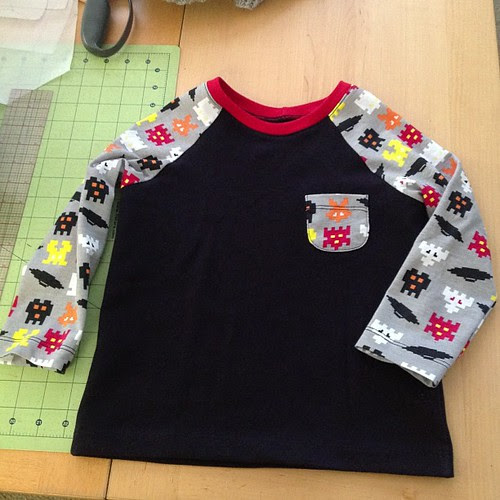 And we're done. #sewing