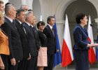 Nowy rząd Ewy Kopacz w komplecie. Kim są ministrowie