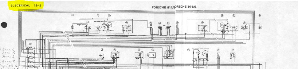 914world Com Looking For A 1970 914 6 Wiring Diagram