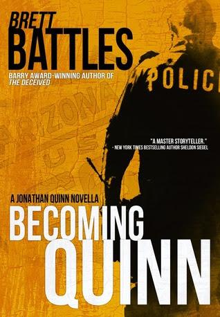Becoming Quinn - A Jonathan Quinn Novella