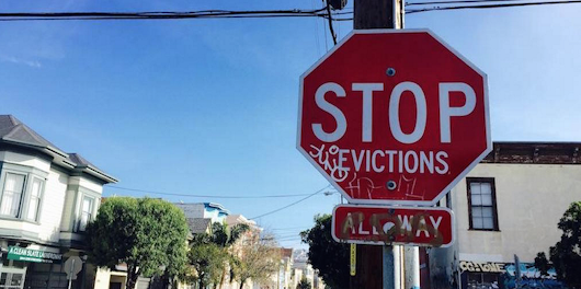Here Are the Hard Numbers Behind the Eviction Epidemic in San Francisco