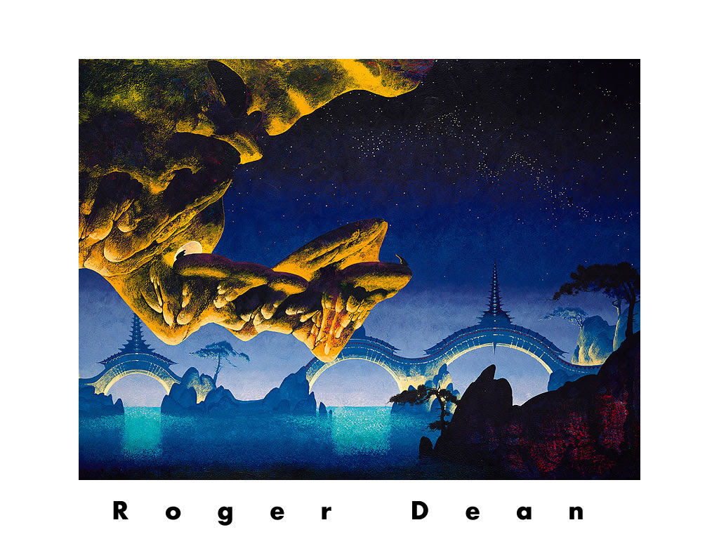 Roger Dean Artist Junglekey Co Uk Image 300