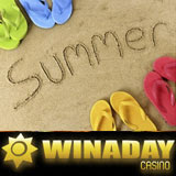 WinADay Summer Casino Bonuses Continue Until the End of August