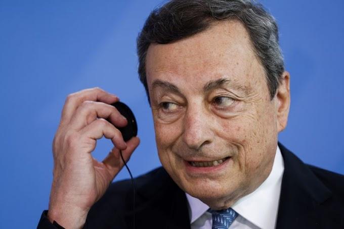 Ministro italiano cree que Draghi debe ser presidente y que son necesarias elecciones