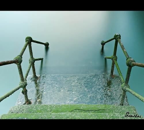 envejecida por el mar por iroman25 (Iñaki Román )