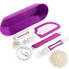 Breadsmart Bread Making Kit Purple