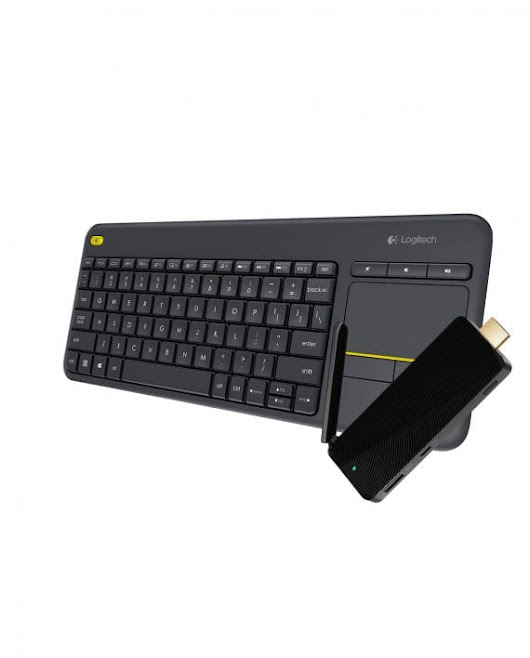 Quantum Access & Logitech® Keyboard Bundle
