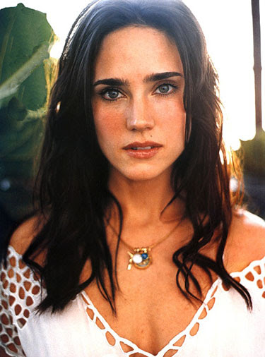 Sombrancelhas - Jennifer Connelly
