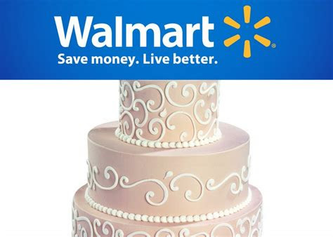 Wedding Cake At Walmart Cost