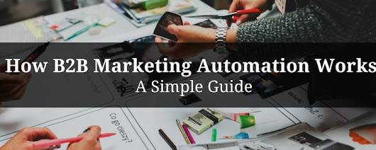 How B2B Marketing Automation Works: A Simple Guide
