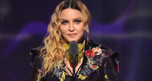 VIDEO: Madonna's Full Billboard Woman of the Year Award Speech!