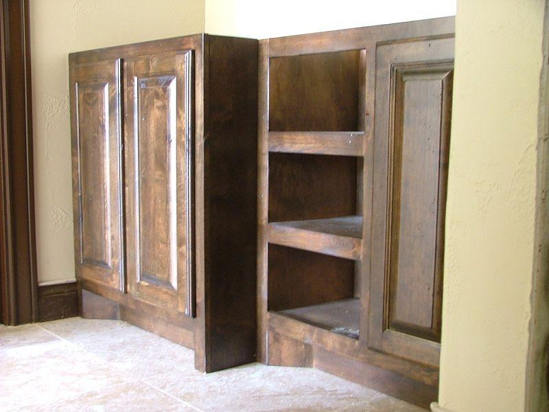 Setting and Leveling Base Cabinets