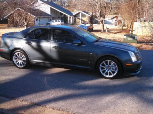 Buy used 2007 Cadillac STS V Supercharged 469 HP! in ...