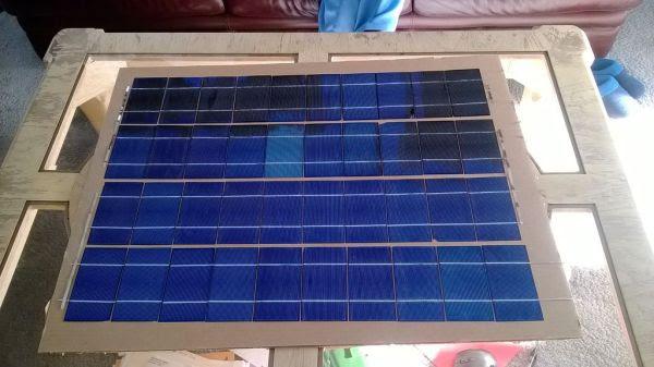 solar charging station