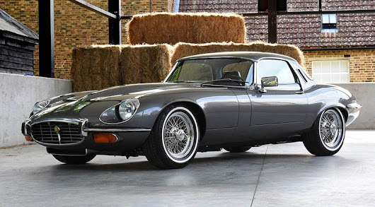 Jaguar E-Type Series 3 Gets A Restoration - Motoraty