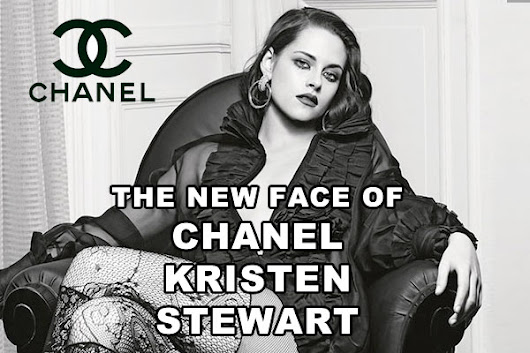 Kristen Stewart: The New Face of Chanel | The Celebrity Fragrance Guide