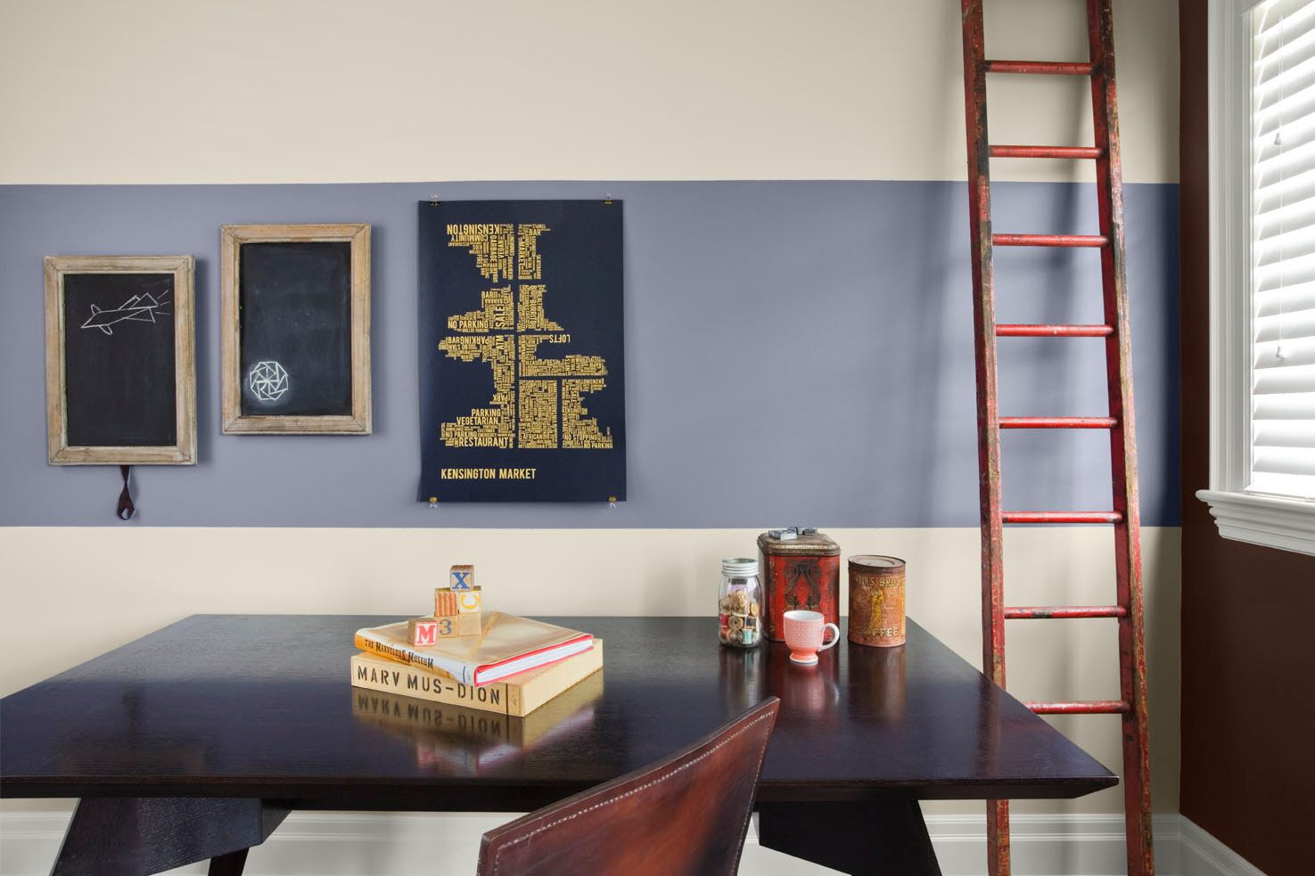 Trends in Paint Colours - New Colour Combinations - Benjamin Moore ...