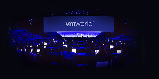 VMworld report: hail the VMware cloud...along with IBM, Amazon and Microsoft