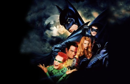 Classic BATMAN FOREVER Movie Gets the Honest Trailer | FizX
