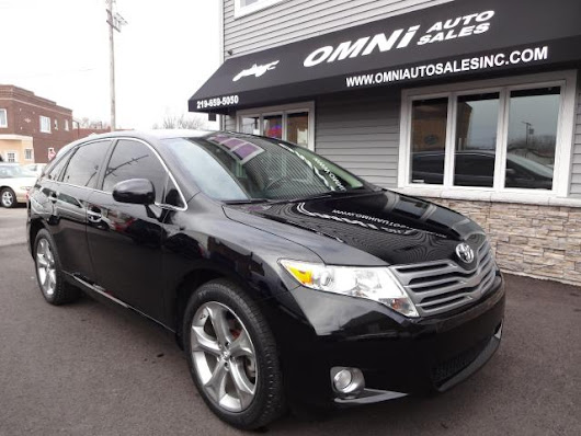 Used 2010 Toyota Venza for Sale in Whiting  IN 46394 Omni Auto Sales