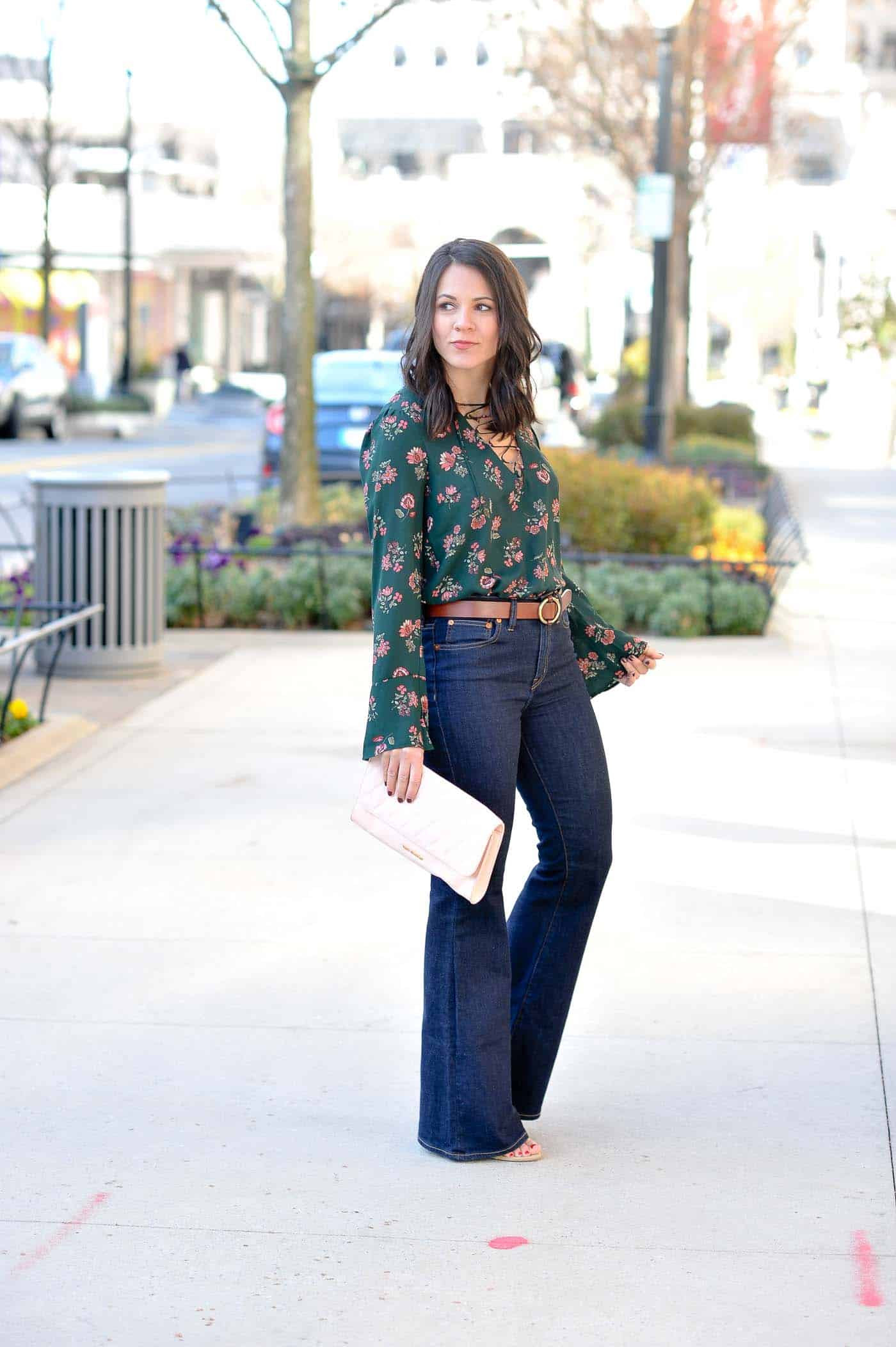 green and pink outfit ideas  unexpected combo  my style vita