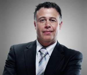 Dion Weisler, the incoming CEO of HP Inc.