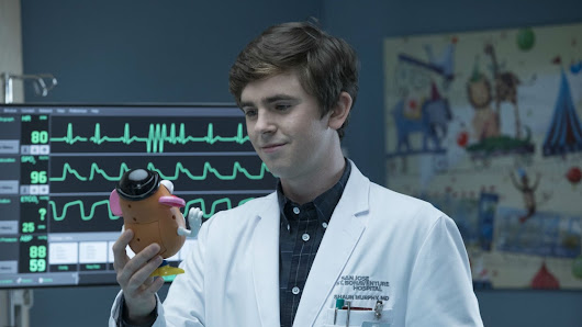 How The Good Doctor Finally Won Freddie Highmore a Golden Globe Nom