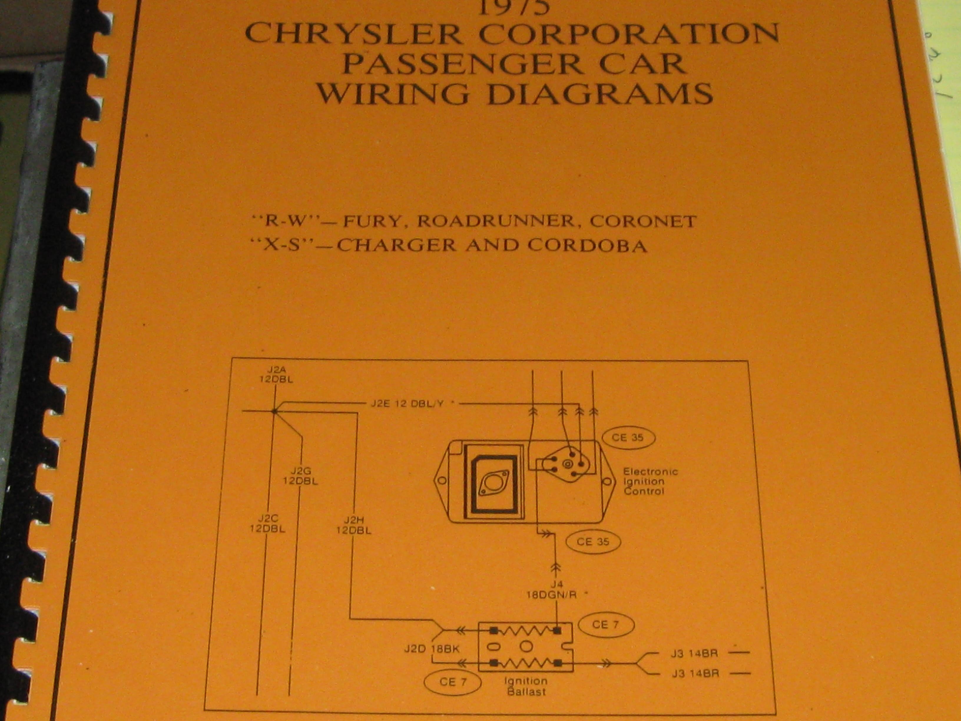 Plymouth Wiring Schematic