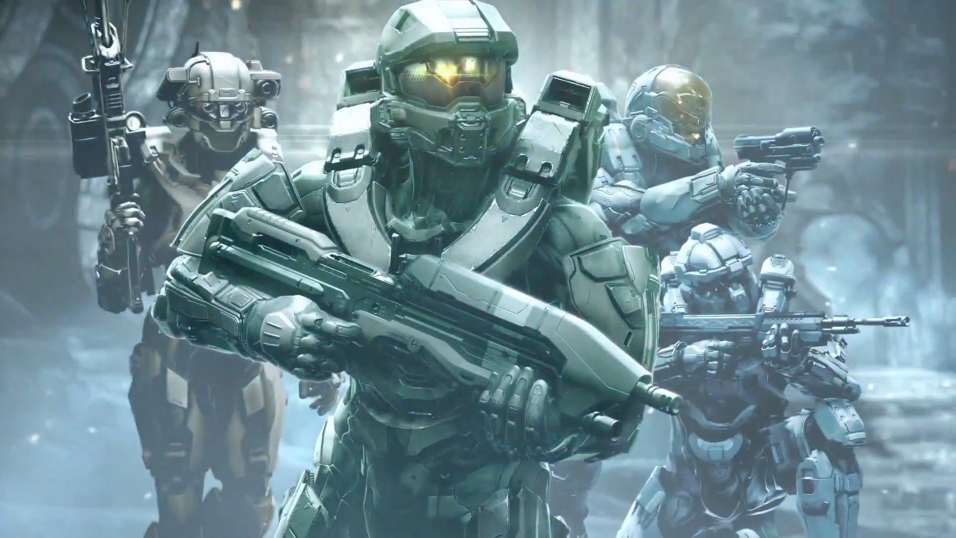 Microsoft's E3 plans don't include Halo 6 screenshot